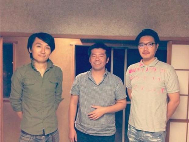 ROOVICEの代表 福井さんとお打ち合わせさせていただきました