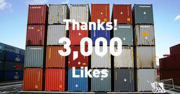 YADOKARI Facebookページのいいね!が3000を突破しました!