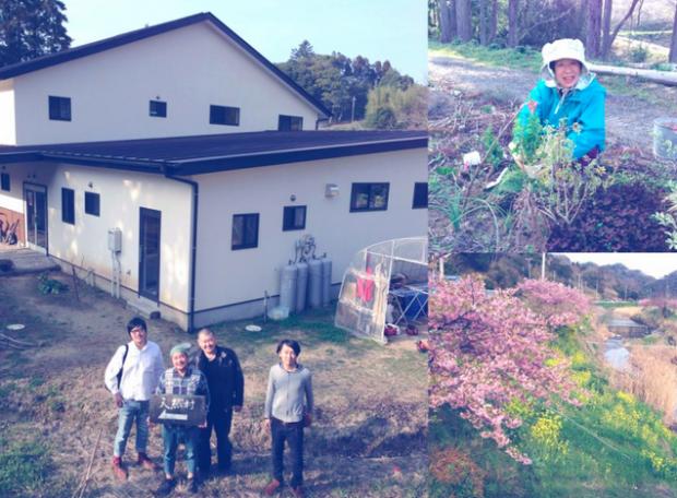 都会と田舎の新しいライフスタイルを提案する「天然村」村長 横山さん、岩崎さんとお話させて頂きました。