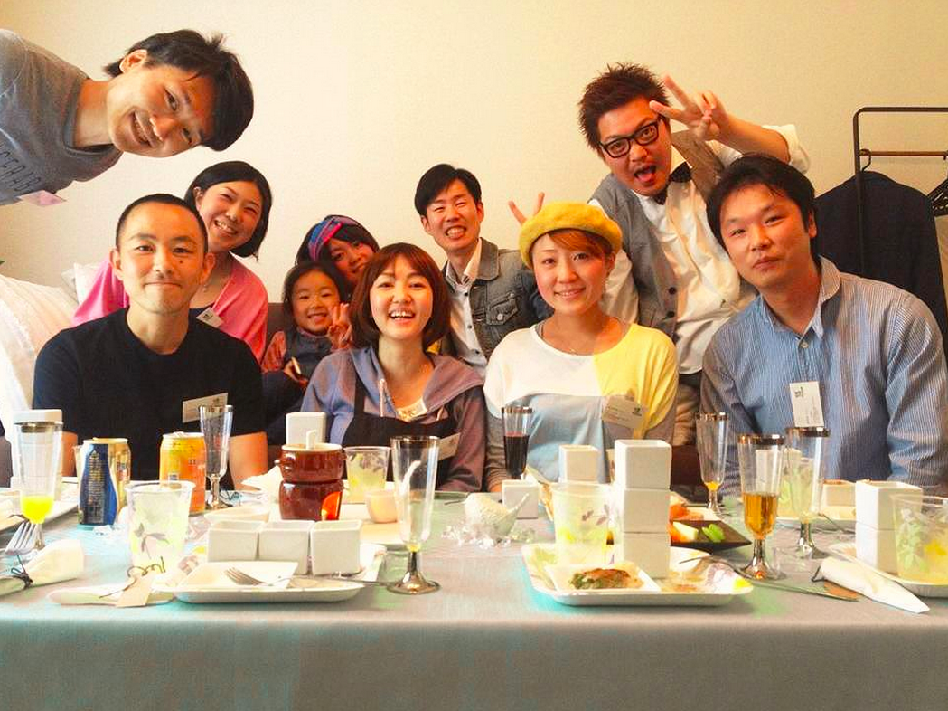 YADOKARI PARTY Vol.1を開催しました!!