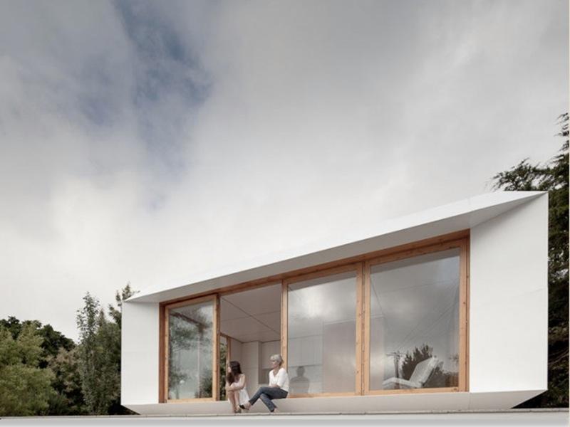 日本家屋をリデザインしたスモールハウス「MIMA house」