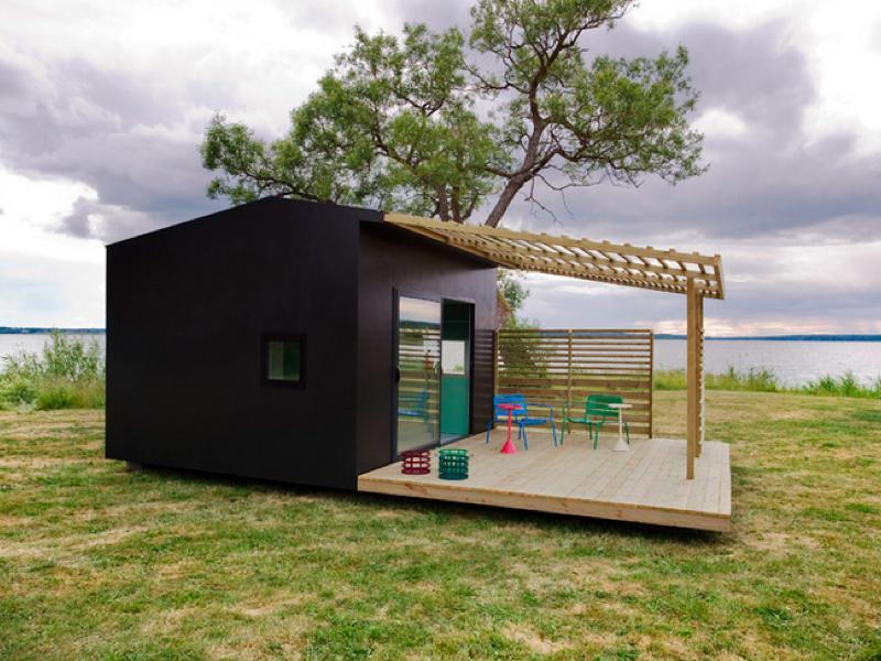 48 diy mini house yadokari for Costruire un cottage