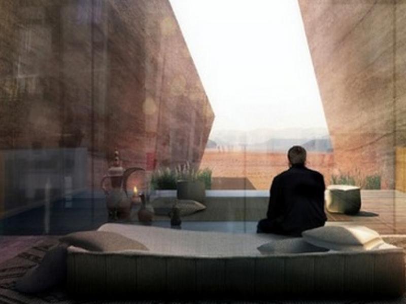 砂漠の絶景リゾート「Wadi Rum Desert Resort」