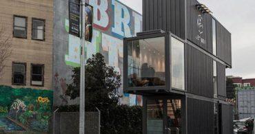 スポーツ&ライフスタイルブランド「Aether(イザー)」がサンフランシスコにコンテナショップをオープン!