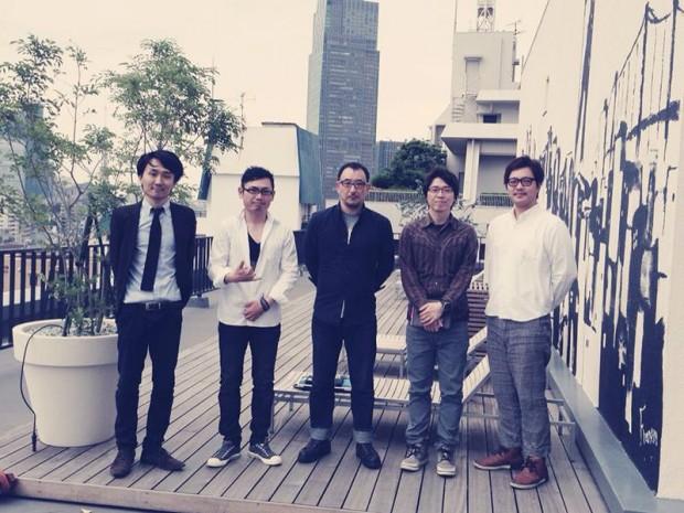 スタジオジャパホ代表 塚田さん、吉田さん、KOANA代表 小穴さんとお話させて頂きました。