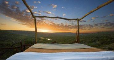 ケニアの大自然の中に放り出された!? ホテル「LOISABA」