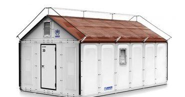 10万円のスモールハウス?!IKEAが開発中のスマートシェルター「refugee shelters」