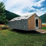 環境にも優しくデザインも優れた現代的スモールハウス「Joshua Tree」