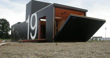 アーティスト専用!?モバイルスタジオ「House No.19」