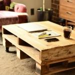 廃材活用でカッコイイテーブルが作れる?「中古パレットを使ったラフな雰囲気のローテーブル作り」〜 Let's DIY by YADOKARI〜