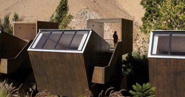 世界中の天文ファンを魅了する天体観測の為のホテル「Hotel Elqui Domos」