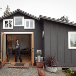 制作時間48時間!diy組立式住宅「mini House」 未来住まい方会議 By Yadokari