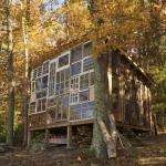 太陽と自然を独り占め!窓で作られた家「The Sunset House」