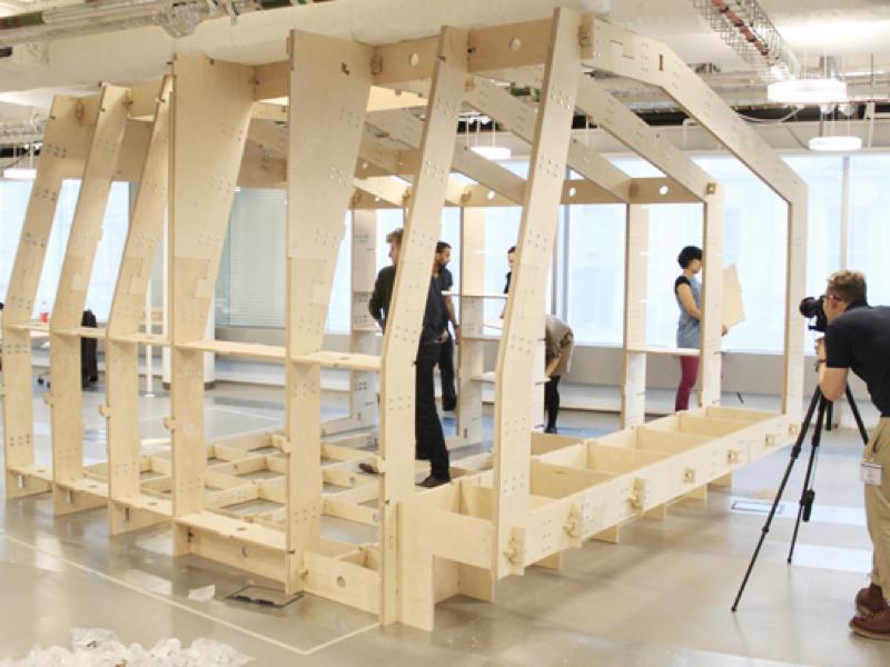 DIY革命!未来の住宅建築の形か?3Dプリンターで建築部材を作れる「WikiHouse」