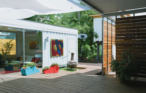 Cordell Container House2