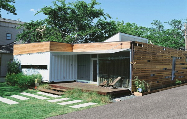 Cordell container house5