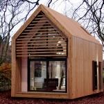 英国発スーパーミニマリストの家!まるでおもちゃみたいなマイクロモバイルハウス「dwelle.ings」