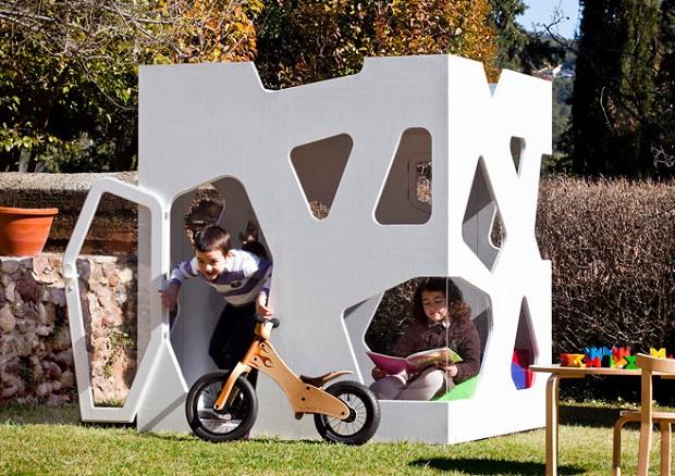 新しい遊び場「Smart Play House」で、子供たちの感受性を豊かにしませんか?
