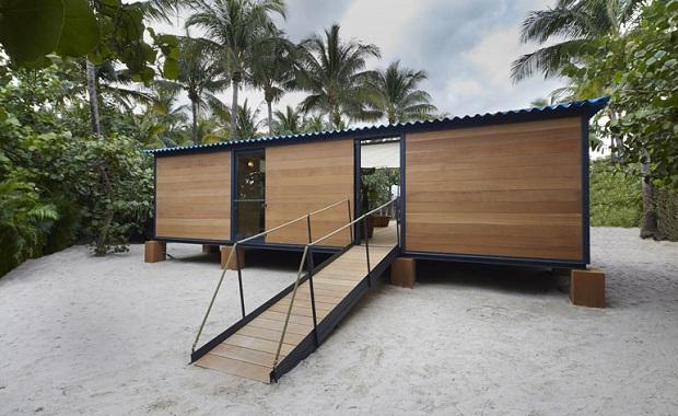 ルイ・ヴィトンがデザイナーのために建てた!?その名も「lost holiday house」
