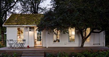 使えるものは何度でも、大切に使う。再利用の家「Tiny House」