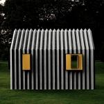 ドキドキするチェスのような2色仕掛けの「Chameleon Cabin」