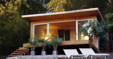 住居もリサイクルできる時代へ!再利用木材から作られたエコハウス「Mini Jot House」