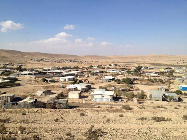 """イスラエル南部の村""""Qasr A-Sir"""""""