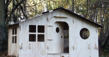"""小さい頃に描いた家で、""""思い出""""を共有する「LOLA CHALET DOBLE」"""