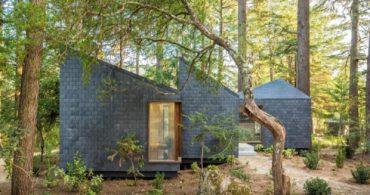大自然のアクティビティを楽しみ、エコハウスで癒されよう!「Modular Cabins」