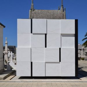 Cube-shaped mausoleum_1