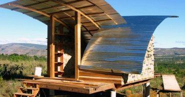 発展途上国の住民に快適で安全な住まいを「Eco-Cabanas」