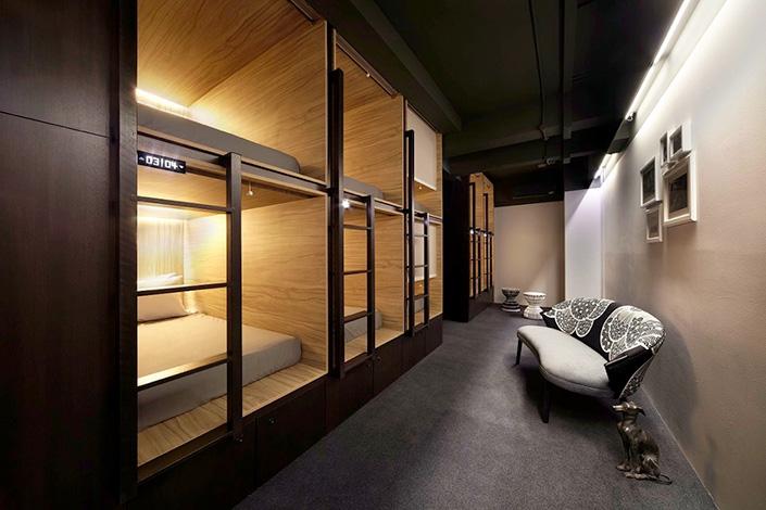 シンガポールの近未来風カプセルホテル「The Pod」に乗り込もう!