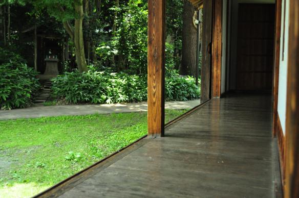埼玉県所沢にあるクロスケの家