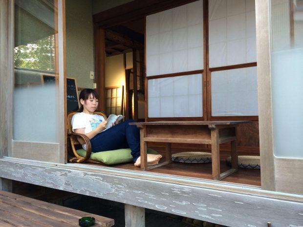 千葉県にあるお茶の間ゲストハウス