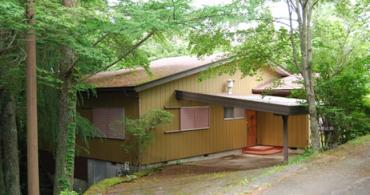 集う家、語る家。山中湖・建物面積98.4㎡平屋