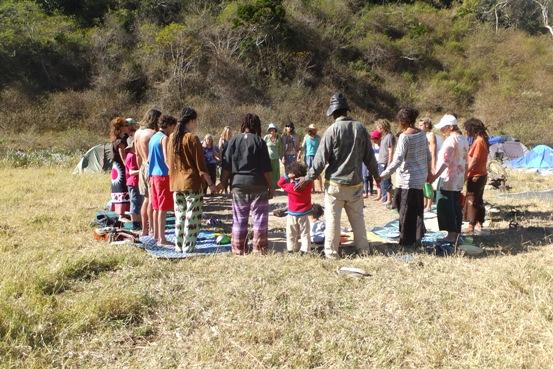 第6回:南アフリカ レインボーギャザリング(前編)|ニンゲンらしく、アフリカぐらし