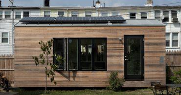 アイデアと空間利用でスモールハウスを大きく活用!「boneyard+studios」