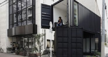 世界が注目する日本発のコンテナリサイクルオフィス「CC4441」がクール!