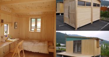 第8回:国産間伐材(加子母ひのき)を活用した小型ハウス|エコ・フレンドリー