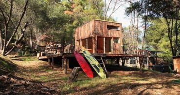 建築家でなくても、家を建てていいんです「Topanga Cabin」