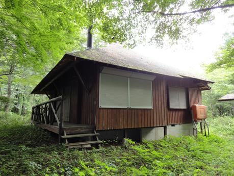 住所は「富士山」・2LDK・土地154坪