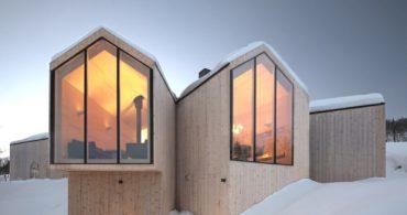 家族で過ごす白銀スポット「Split View Mountain Lodge」