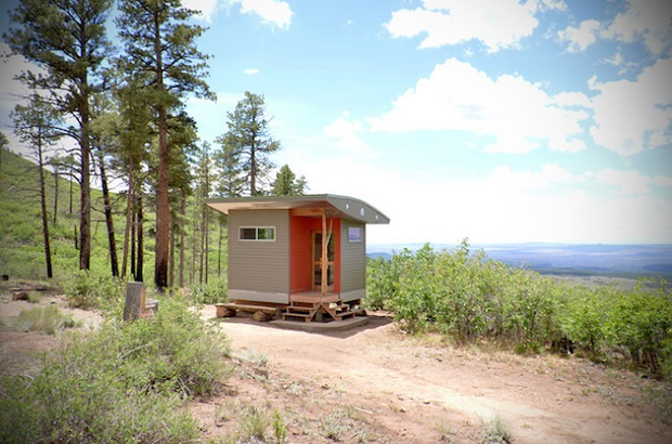 Lama Foundation Hut_1