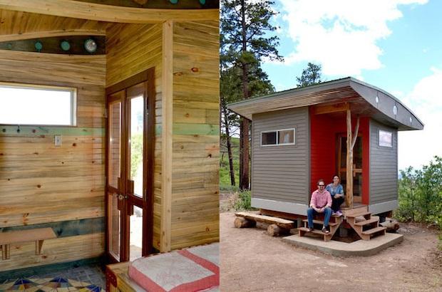 Lama Foundation Hut_3