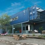 環境にもやさしい贅沢なコンテナハウス「Casa El Tiamblo」