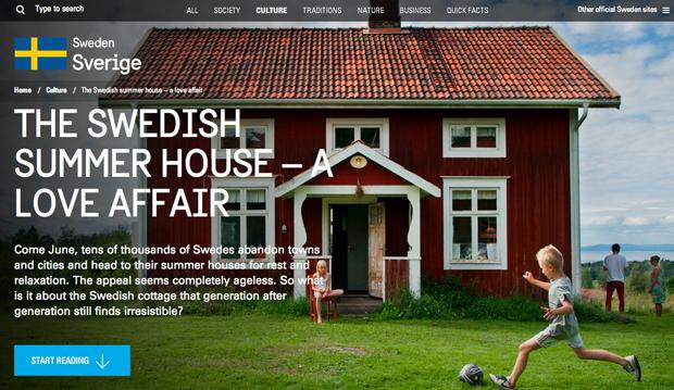 sweden sverige top image