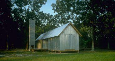 高温多湿な地域にピッタリな風通しの良いスモールハウス「The Zachary House」