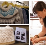 第4回:生き甲斐を編むマナビゴト 編み物を介して被災地を支援するデザイナー 三園麻絵さん|未来をつくるマナビゴト