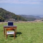 自分の仕事を持ち込む田舎暮らし。「上毛町ワーキングステイ2014」参加者募集!