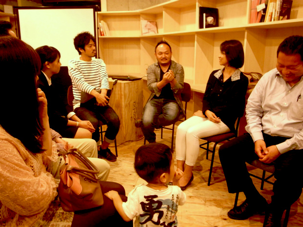 【イベントレポート】YADOKARI小屋部部長登壇!コミュニティを盛り上げるヒントは「当事者」にあり。「Patchwork chofu × HaTiDORi ~空間づくりから広がるコミュニケーション~」